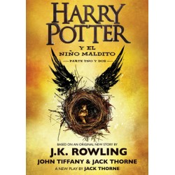 Harry Potter y el niño maldito (Harry Potter N°8)