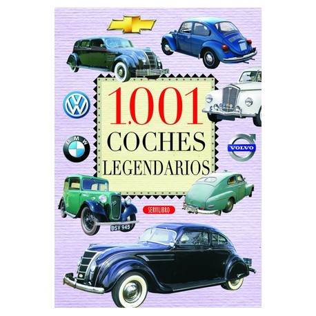 1001 Coches Legendarios