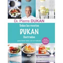 Todas las recetas Dukan ilustradas