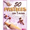 50 pasteles con 1 masa