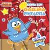 Canta con gallina pintadita: Libro Musical