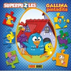 Súper Puzles Gallina Pintadita