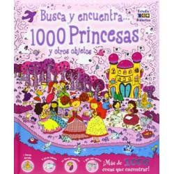 Busca y encuentra: 1000 Princesas y otros objetos