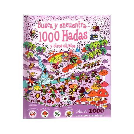 Busca y encuentra: 1000 Hadas y otros objetos