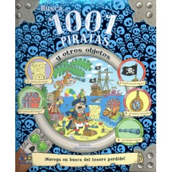 Busca y encuentra: 1001 Piratas y otros objetos