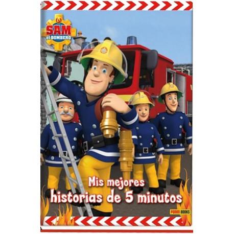 Sam el bombero. Mis mejores historias de 5 minutos