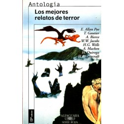 Antología: Los mejores relatos de terror