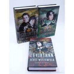 Trilogía: Leviathan / Behemoth / Goliath