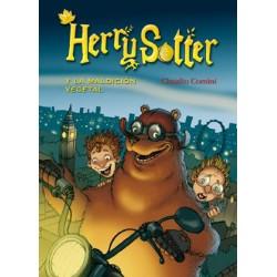 Herry Sotter y la maldición vegetal
