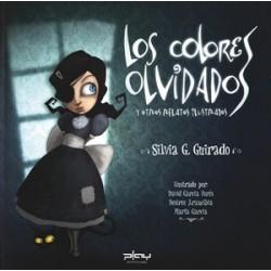 Los Colores olvidados y otros relatos ilustrados
