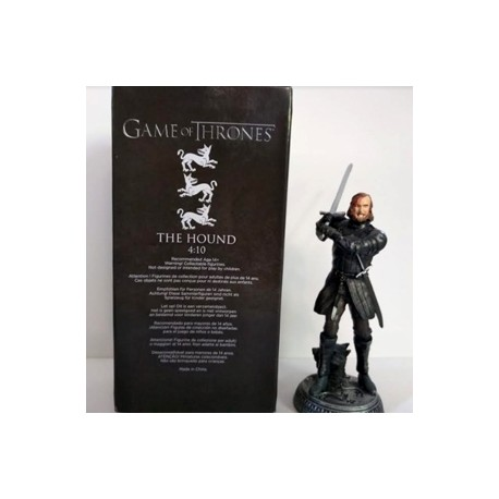 Figuras de Colección Juego de Tronos: The Hound