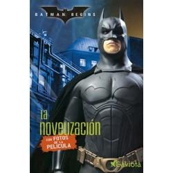La Novelización. Batman Begins (fotos de la película)