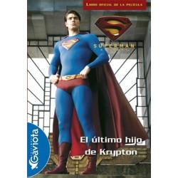 El último hijo de Krypton (libro oficial de la película)
