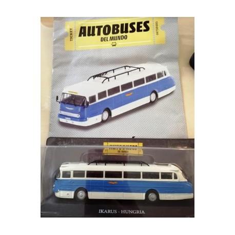 Buses de todo el mundo | Ikarus - Hungría