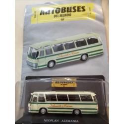 Buses de todo el mundo | Neoplan - Alemania