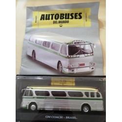 Buses de todo el mundo | GM Coach - Brasil