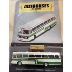 Buses de todo el mundo | Mercedes Benz 355 -  Expresso Brasileiro