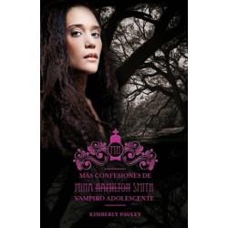 Más confesiones de Nina Hamilton Smith. Vampiro adolescente