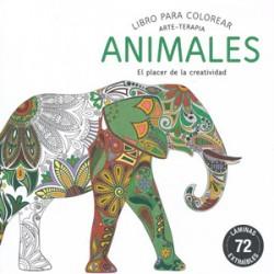 Arte Terapia: Animales