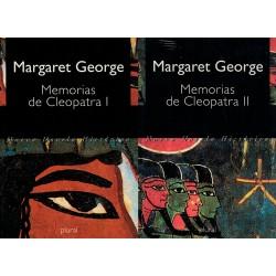 Memorias de Cleopatra (2 tomos)
