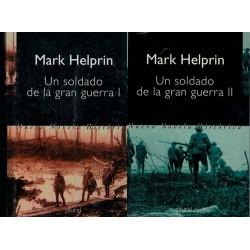 Un soldado de la guerra (2 tomos)