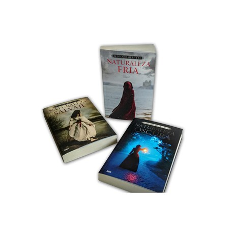 Trilogía Naturaleza: Salvaje / Oscura / Fría