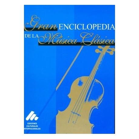 Gran Enciclopedia de la Música Clásica (2 tomos)