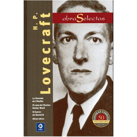 Obras selectas: H.P. Lovecraft