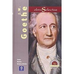Obras selectas: J.W. Goethe