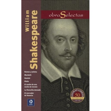 Obras selectas: William Shakespeare