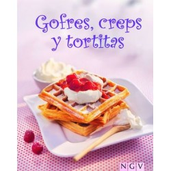 Gofres, creps y tortitas