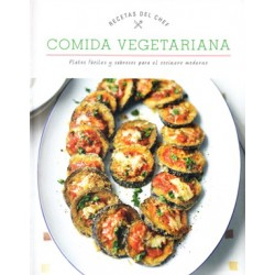 Recetas del Chef: Comida Vegetariana