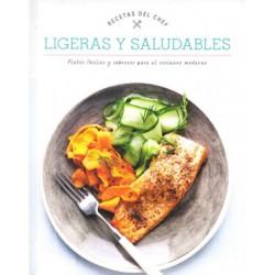 Recetas del Chef: Ligeras y saludables