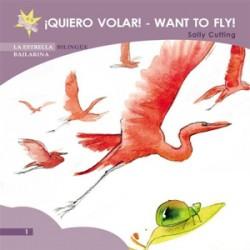 ¡Quiero volar!