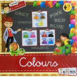 For Little Kid's: Colours