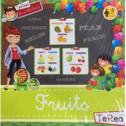 For Little Kid's: Fruits