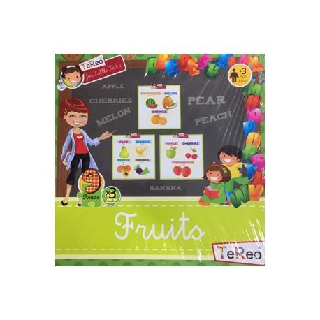 For Little Kid's: Fruits
