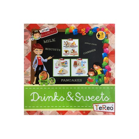 For Little Kid's: Drinks & Sweets