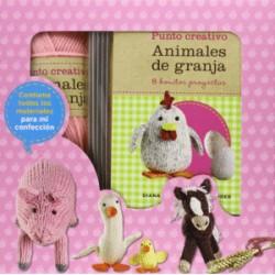Punto creativo: Animales de granja