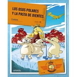 Los osos polares y la pasta de dientes