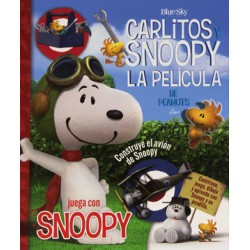 Carlitos y Snoopy la película.
