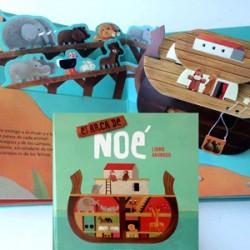 El Arca de Noé. Libro animado
