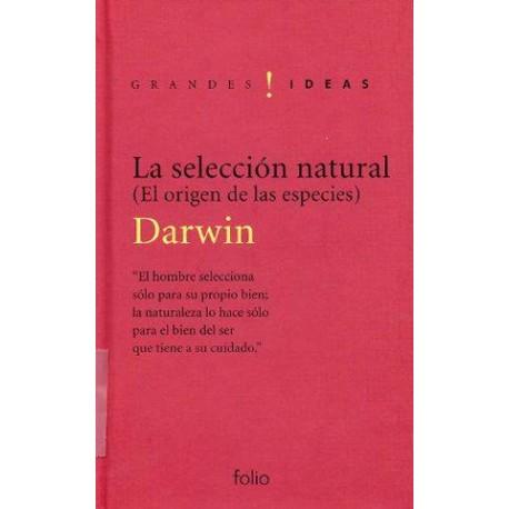 La selección natural (el origen de las especies)
