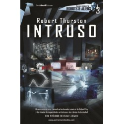 Robots & Aliens N°3: Intruso