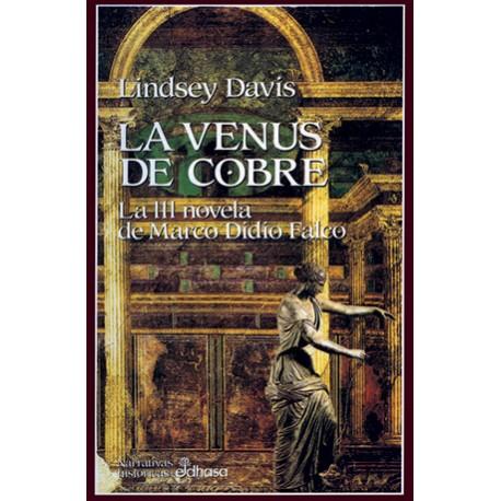 Marco Didio Falco Novela III: La venus de Cobre