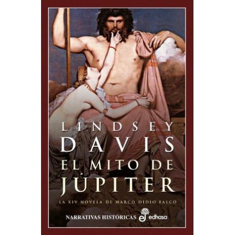 Marco Didio Falco Novela XIV: El mito de Júpiter