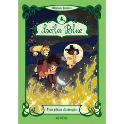 Leila Blue: Una pizca de magia