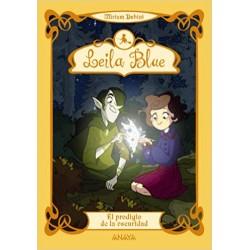Leila Blue: El prodigio de la oscuridad