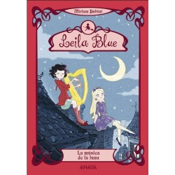 Leila Blue: La música de la luna