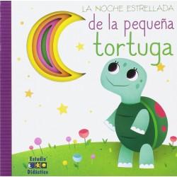 La noche estrellada de la pequeña tortuga